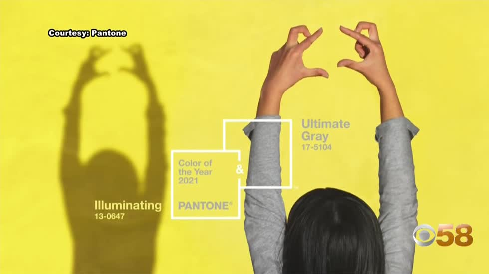 2021 'Colors of the Year' released by Pantone