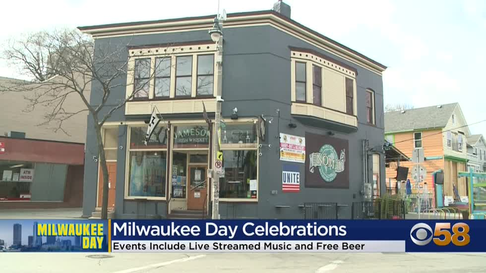 Ways to celebrate Milwaukee '414' Day