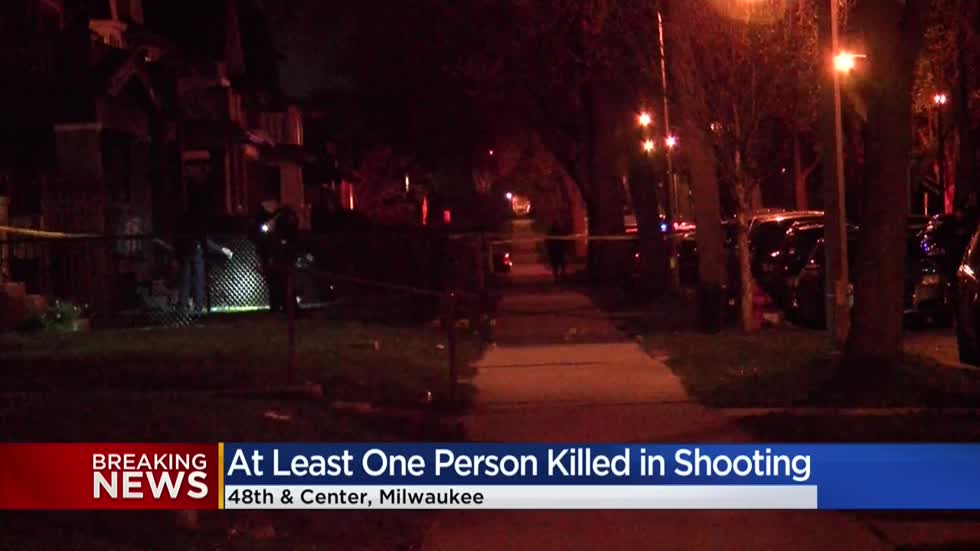 Milwaukee police: 31-year-old man shot and killed near 48th and Center