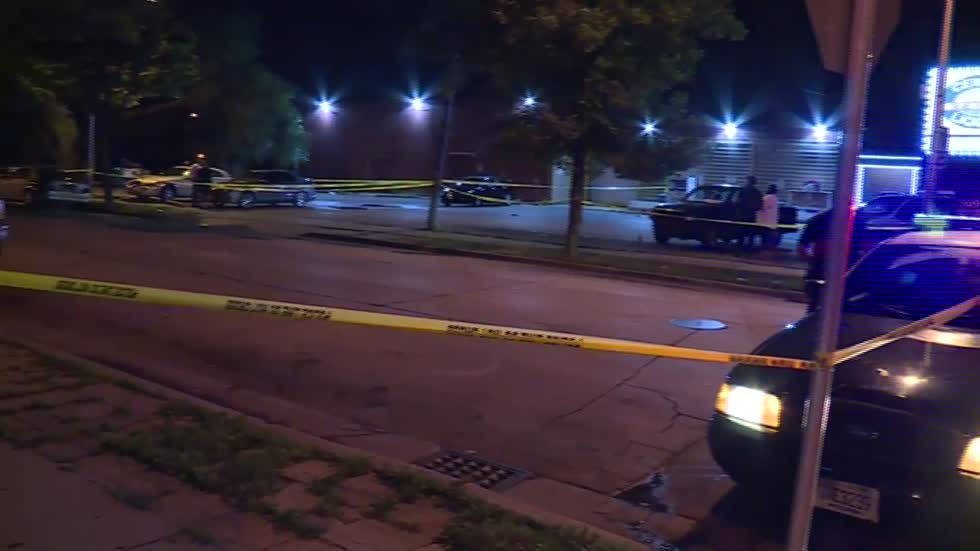 Man dies at hospital following shooting near 5th and Clarke