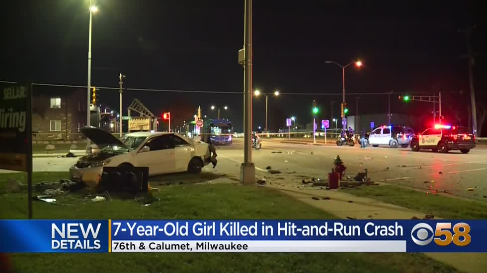 Police: 7-year-old killed in hit-and-run crash near 76th and Calumet