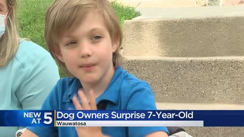 People around the world help 7-year-old Wauwatosa boy with spina bifida celebrate his birthday