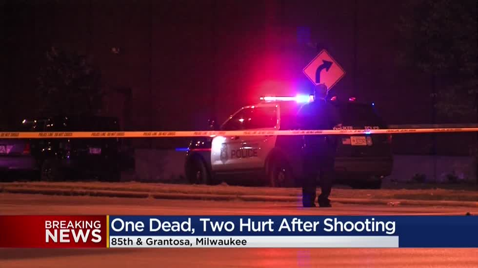 MPD: 1 dead, 2 hurt in shooting near 85th and Grantosa