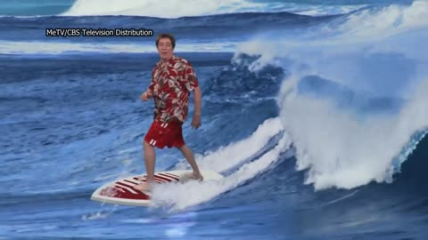 "Spend your summer with Barry Williams from ""The Brady Bunch"""