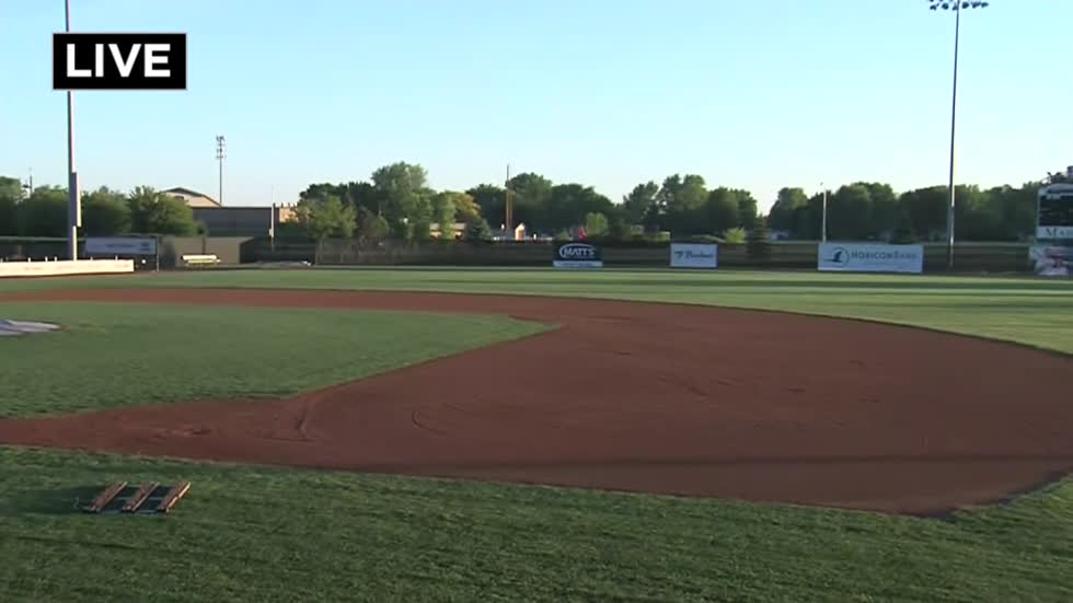 Play ball!  Summer League baseball now in Fond du Lac