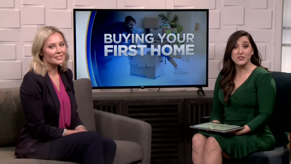 Local expert offers tips for first-time home buyers