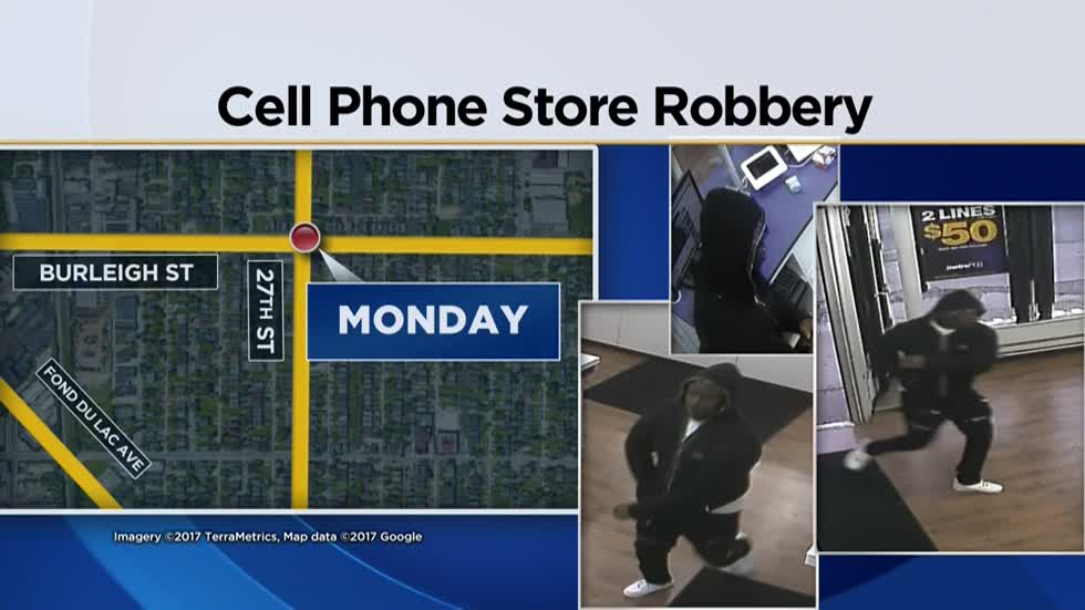 MPD searching for Metro PCS armed robbery suspect