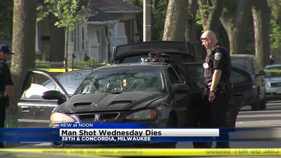 Victim of Wednesday shooting dies