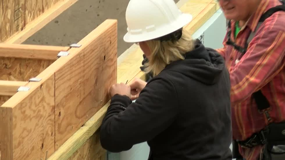 Habitat for Humanity host Women's Build