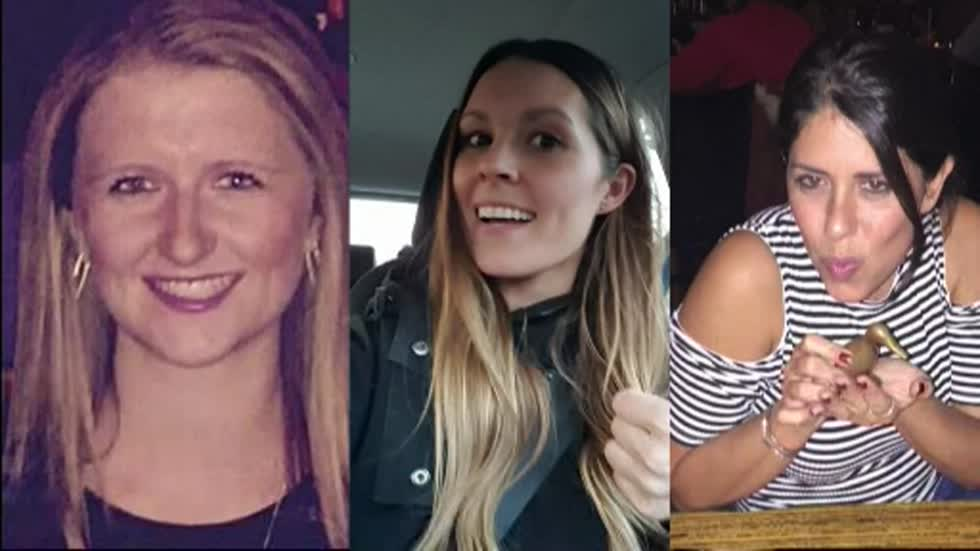 Driver gets 39 years behind bars for crash that killed three women in Uber car