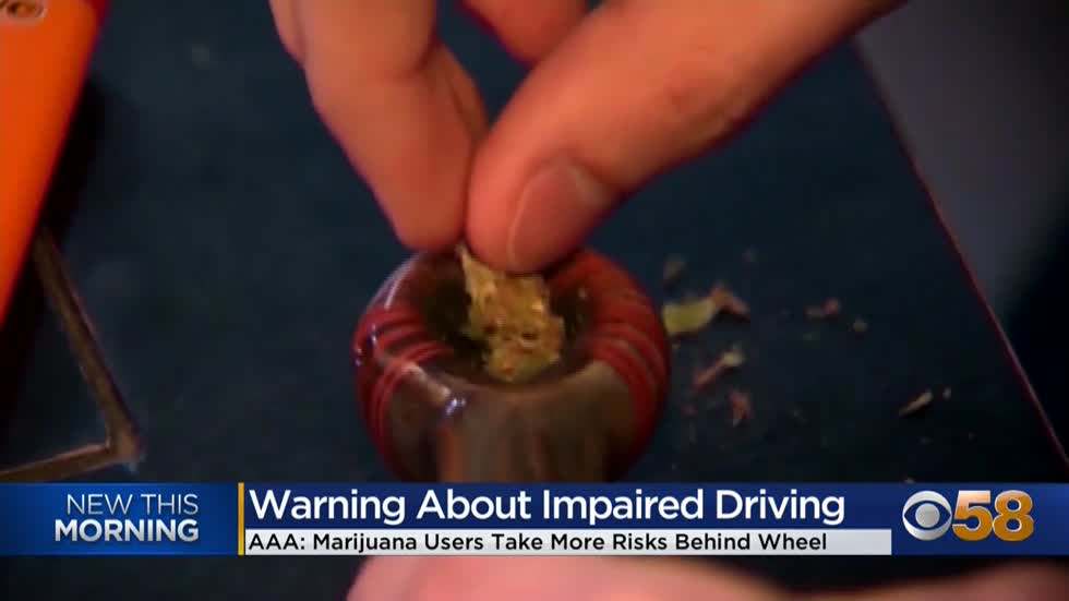 Survey finds marijuana users take more risks behind the wheel