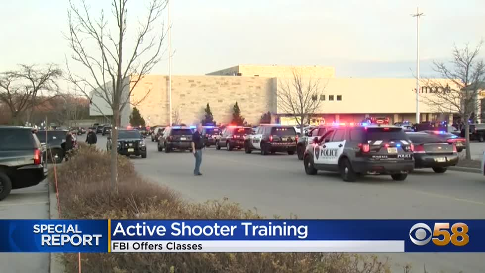 What to do if you face an active shooter