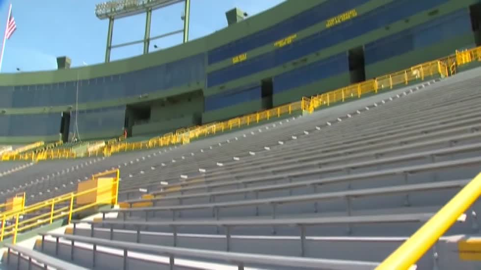 Green Bay Police updating active shooter plan for Lambeau Field