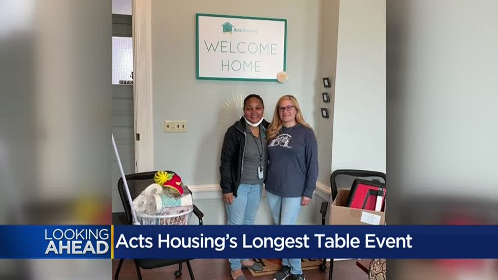 Acts Housing fundraising event to help make home ownership possible for many