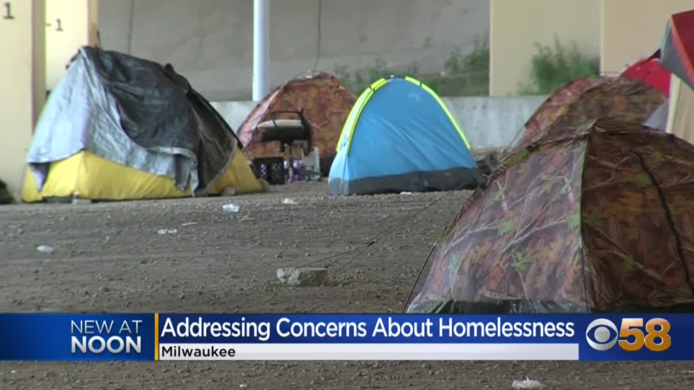 Homelessness in Milwaukee down significantly in recent years,...