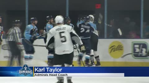 Milwaukee Admirals eye first playoff spot