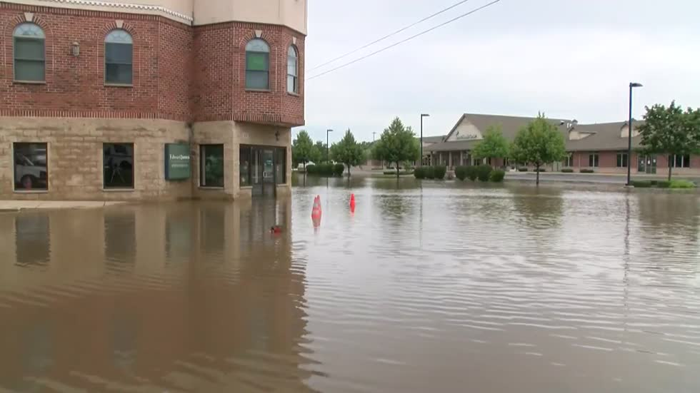Burlington rebounding one year after devastating floods