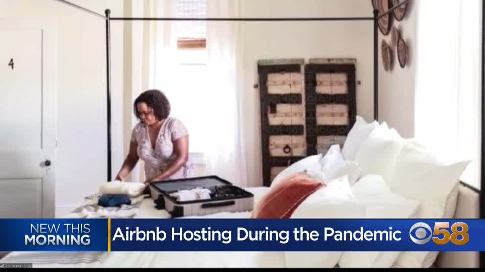 Airbnb: New hosts earn $1 billion since start of pandemic