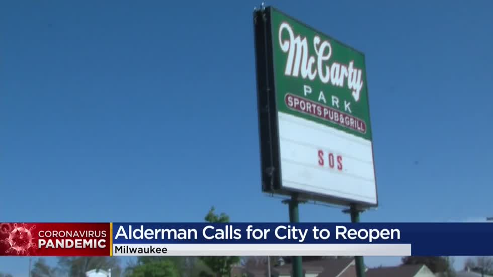 Milwaukee alderman calls on mayor to reopen city as some business owners express frustration