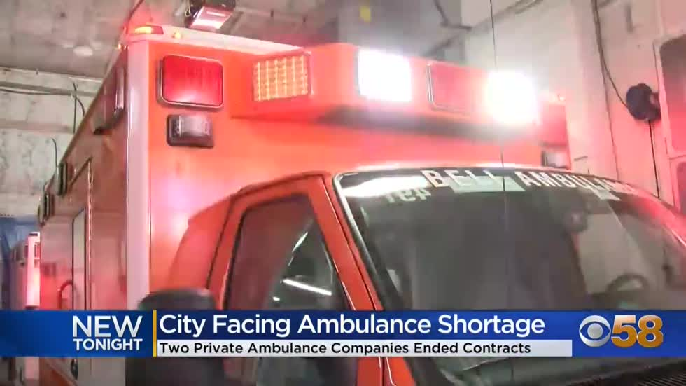 Milwaukee Fire Department to start staffing additional ambulances...
