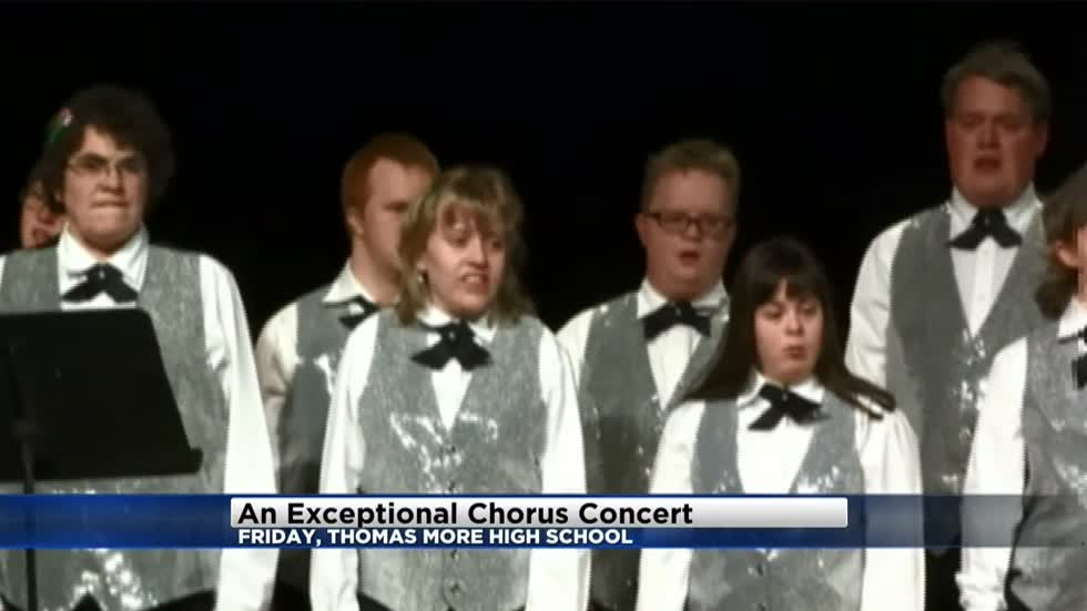 An Exceptional Chorus stages annual holiday concert December 15th at Thomas More High School