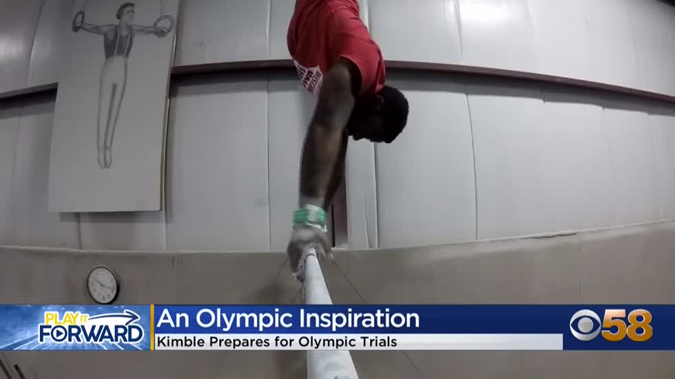 An Olympic Inspiration
