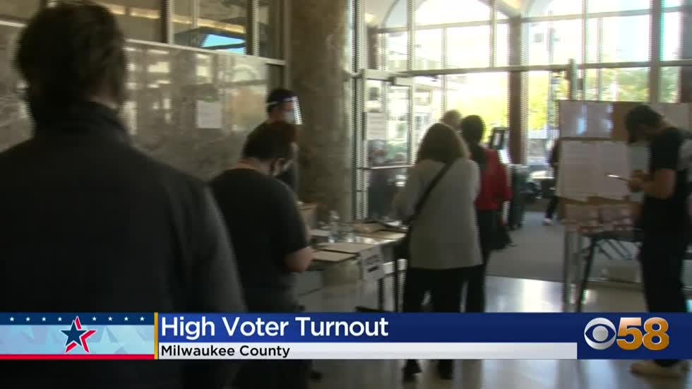 More than 169,500 absentee ballots cast in Milwaukee; counting concluded around 4 a.m.