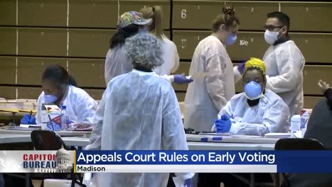 Appeals court reverses Wisconsin voting restrictions rulings