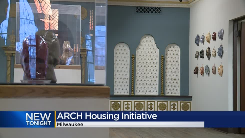 City of Milwaukee housing transformed for the arts available with city support