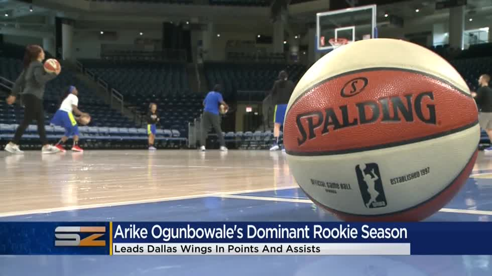 Arike Ogunbowale's journey to the pros
