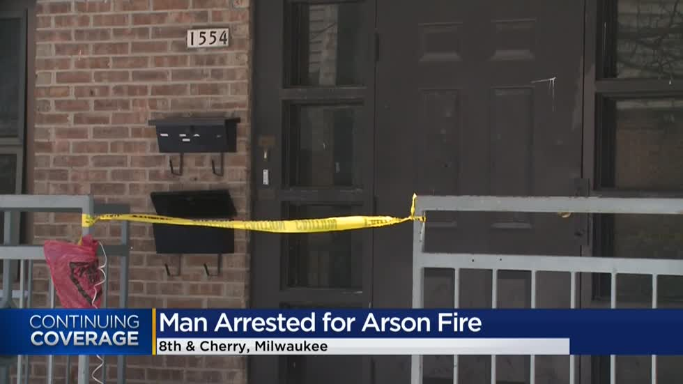 House fire that seriously injured woman near 8th and Cherry being investigated as arson