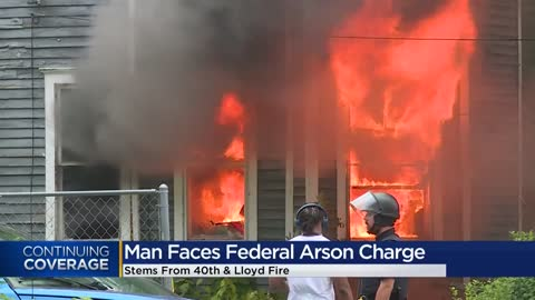Milwaukee man indicted for arson of home during civil unrest near 40th and Lloyd