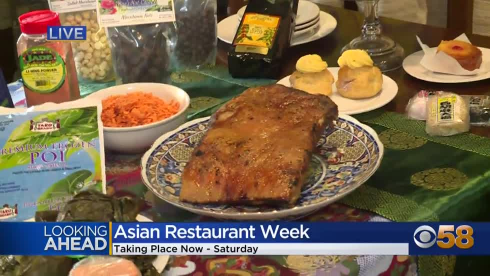 Inaugural Asian Restaurant Week centers around cuisine, culture...