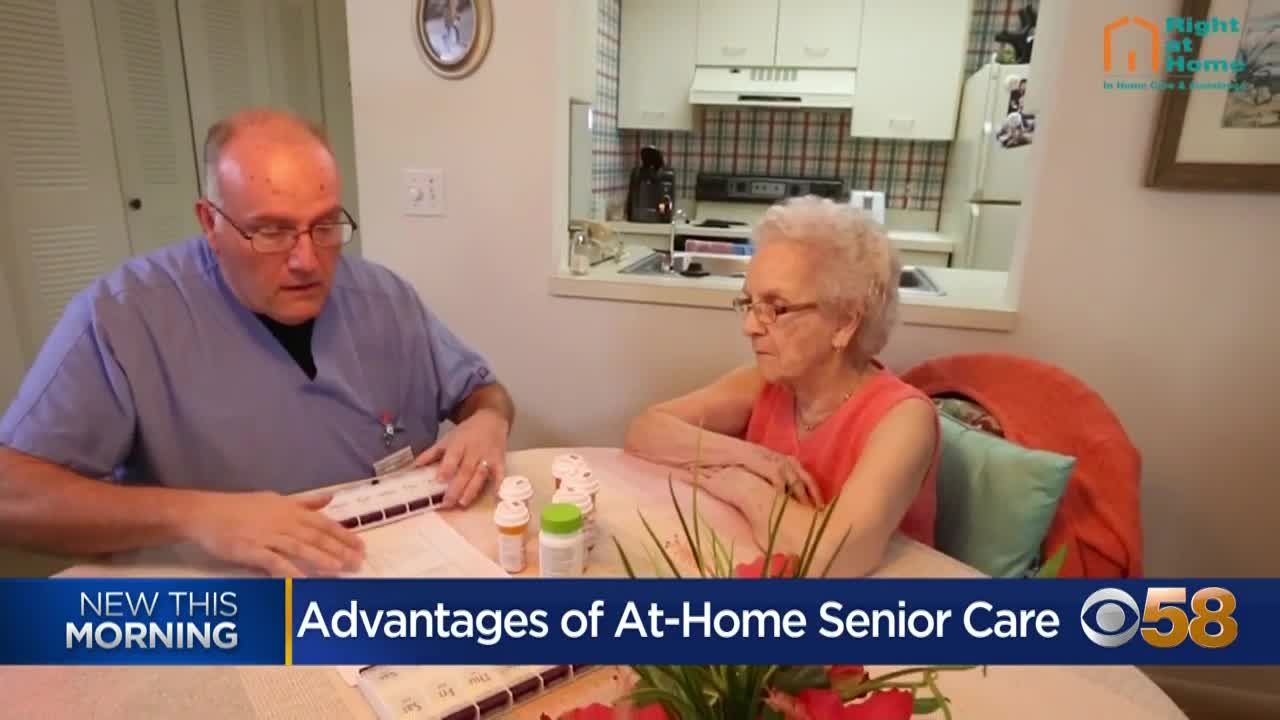 Local RN expands senior care business to north Milwaukee, adding 35 new jobs - WDJT