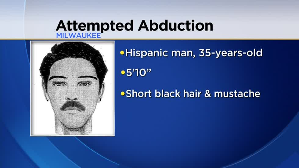 Milwaukee Police investigating attempted abduction of child near 30th and Lapham