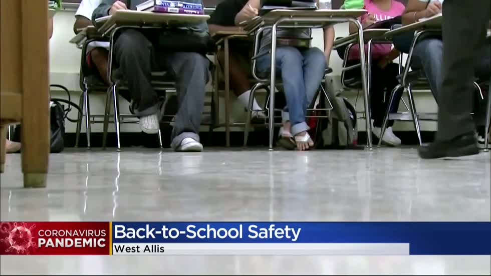 Doctors provide guidelines for parents on back-to-school safety
