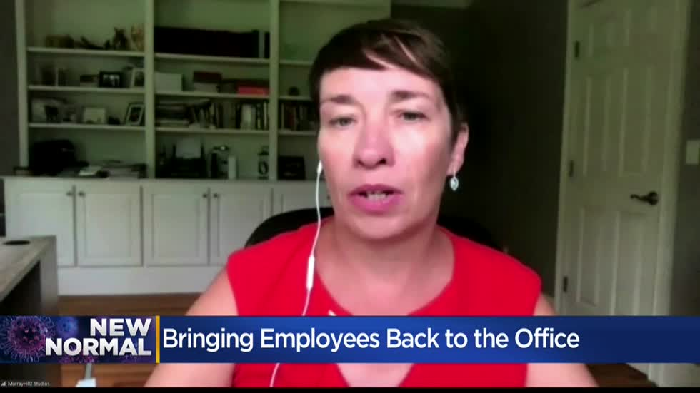 How technology is helping bring employees back to the office during COVID-19 pandemic