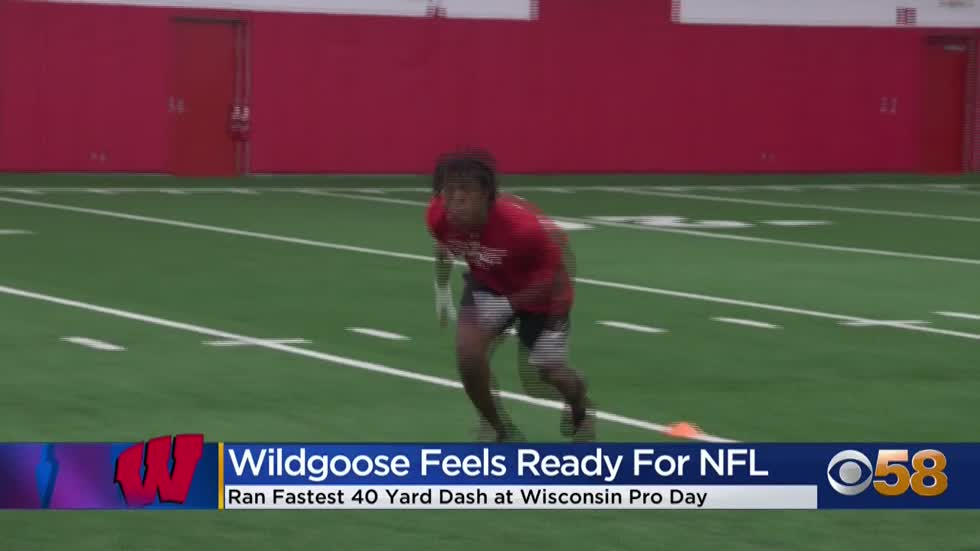 Badgers hold Pro Day in Madison