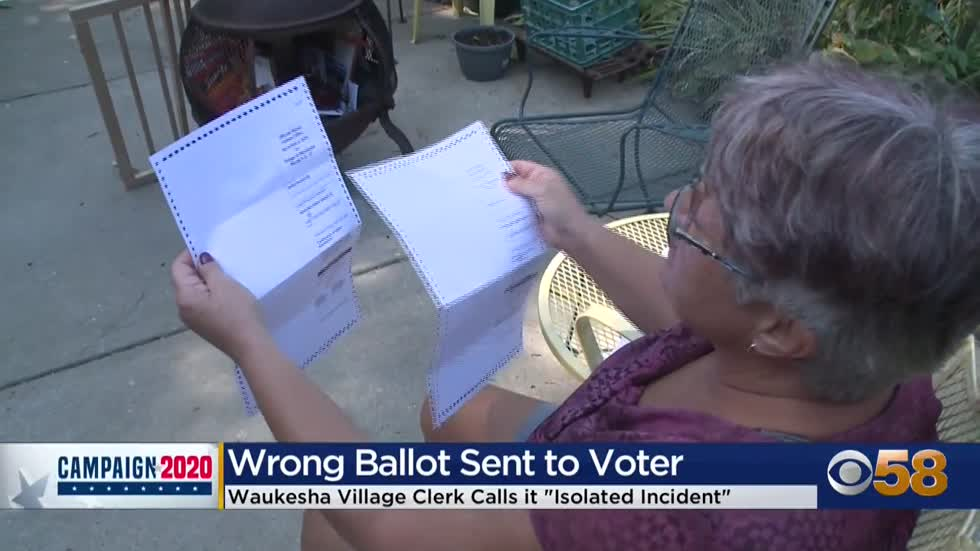 'People are getting the wrong ballots, and that's alarming:'...