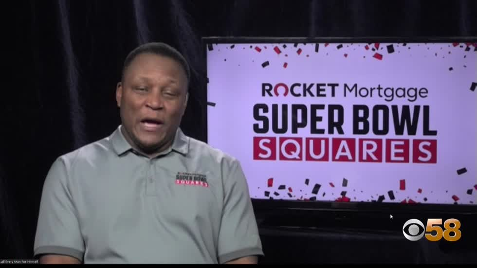 NFL Hall of Famer Barry Sanders talks Super Bowl LV with CBS...