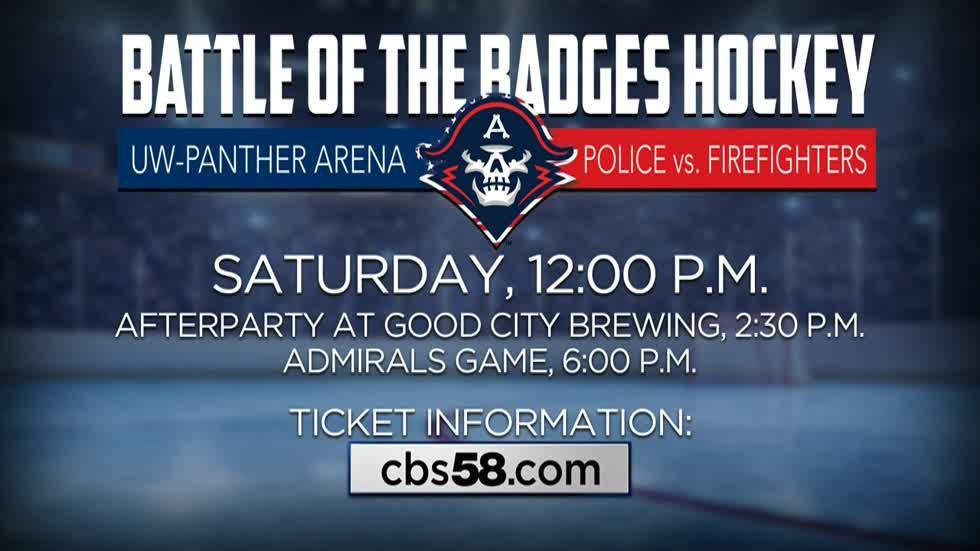 Battle of the Badges to be held Saturday