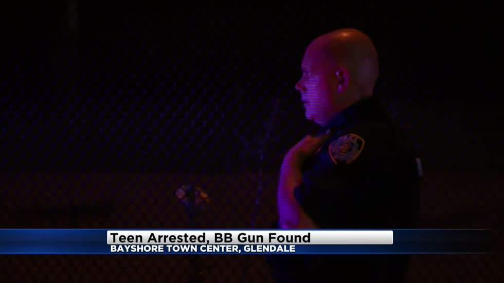 "One in custody after Glendale Police respond to ""active shooter incident at Bayshore Mall"""