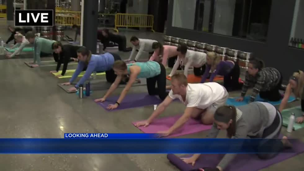 "Milwaukee's Brewing Company and Power Yoga hosting ""Beer Yoga"" this Sunday"