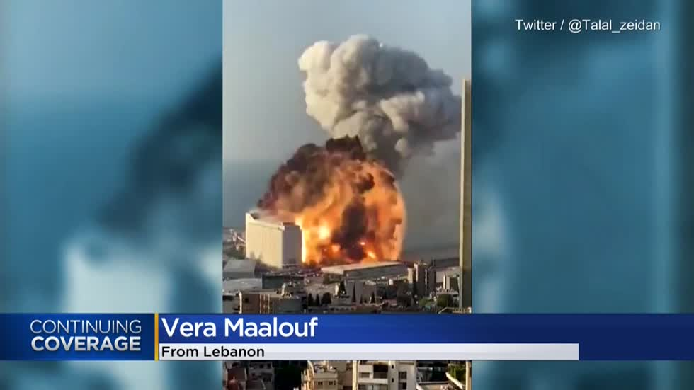 Pleasant Prairie resident and Lebanon native 'in shock' over Beirut explosion