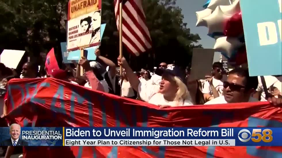 Biden's immigration plan already has supporters and critics