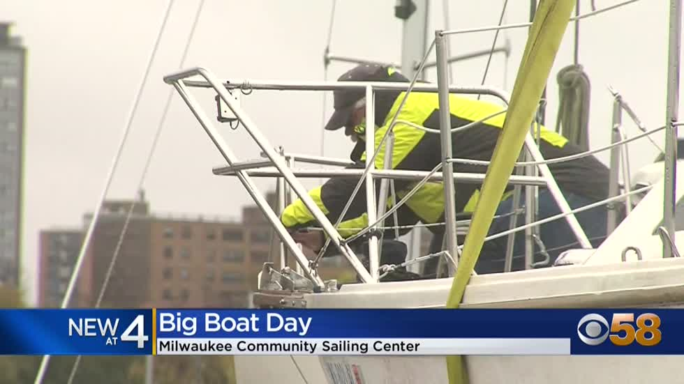 Big Boat Day marks end of sailing season in Milwaukee; 'A good year'