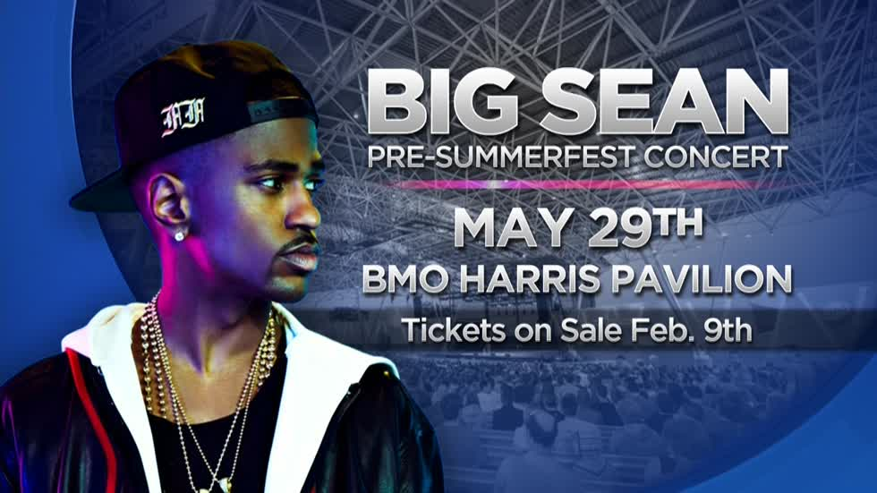 Big Sean to perform before the Big Gig