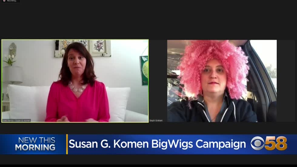 Susan G. Komen BigWigs campaign underway in the fight against...
