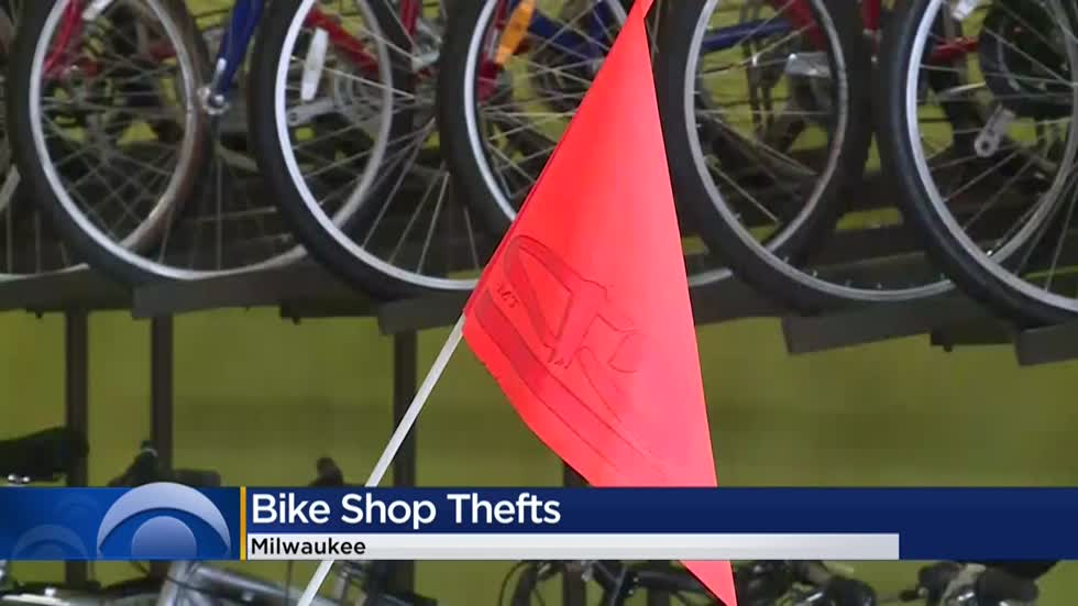 Man accused of breaking into non-profit bike shop, stealing on 4 separate occasions