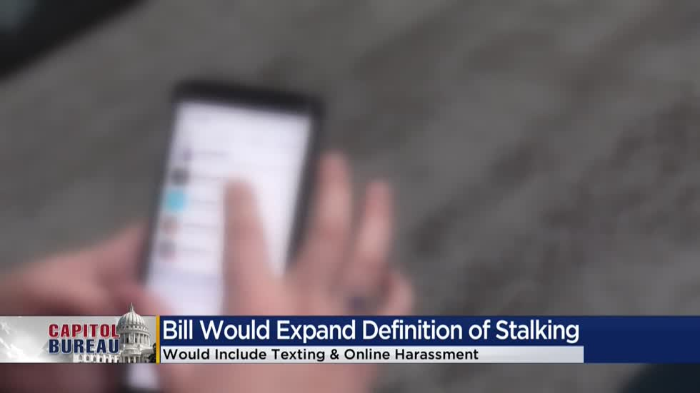 Bill circulating in Wisconsin aims to expand legal definition of stalking